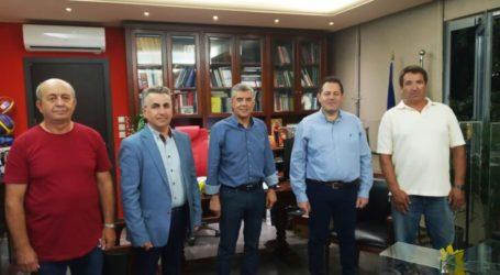 Διαχρονική συνεργασία Περιφέρειας Θεσσαλίας και Ραδιοερασιτεχνών στο πεδίο της Πολιτικής Προστασίας