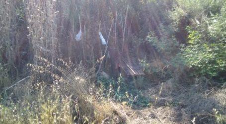 Λάρισα: Βρήκε παγίδα για ζώα στο χωράφι του στους Γόννους