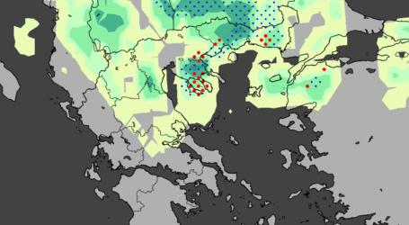 Καιρός σήμερα: Βροχές σε Βόλο και Πήλιο – Που και πότε θα εκδηλωθούν