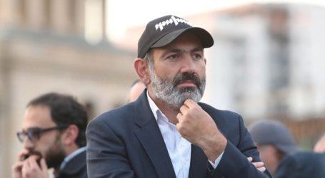 Ο πρωθυπουργός της Αρμενίας διεγνώσθη θετικός στον κορωνοϊό