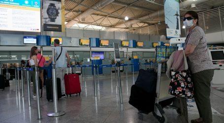 Παρατείνεται η προληπτική καραντίνα των ταξιδιωτών που εισέρχονται στην Ελλάδα