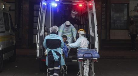Ξεπέρασαν τις 105.000 τα κρούσματα μόλυνσης από τον SARS-CoV-2
