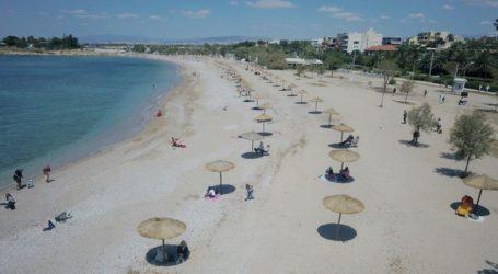 Nέες οδηγίες για τους κανόνες τήρησης αποστάσεων στις παραλίες