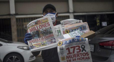 20 δημοσιογράφοι πέθαναν αφού προσβλήθηκαν κάνοντας ρεπορτάζ σε εστίες του νέου κορωνοϊού