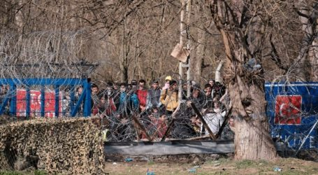 Πληροφορίες για 6.000 μετανάστες στην τουρκική πλευρά των συνορών