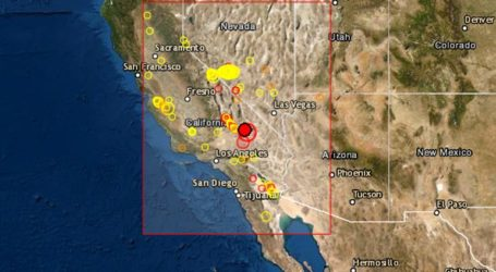 Σεισμός 5,5 Ρίχτερ στην Καλιφόρνια