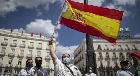 Το άνοιγμα των χερσαίων συνόρων της Ισπανίας στις 22 Ιουνίου «ακόμα εξετάζεται»