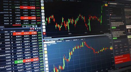 Πτώση των δεικτών στο αρχικό στάδιο των συναλλαγών