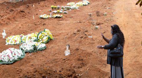 Η χώρα κατατάσσεται πλέον τρίτη στον κόσμο ως προς τον αριθμό των θυμάτων της πανδημίας