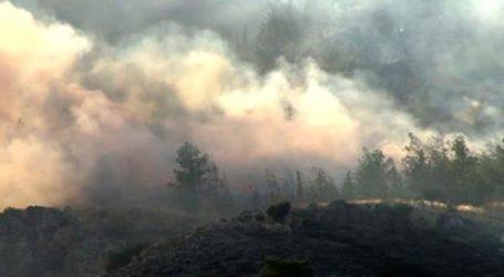Μεγάλη πυρκαγιά στα κατεχόμενα – Βοήθεια ζήτησε ο Ακιτζί από την Κύπρο