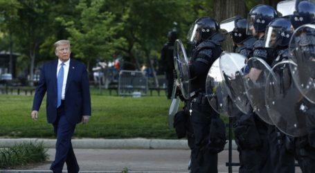 Αποσύρεται η Εθνοφρουρά από την Ουάσινγκτον με εντολή Τραμπ