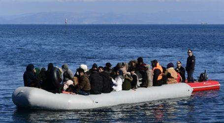 Δεύτερη βάρκα με πρόσφυγες έφθασε στη Λέσβο μέσα σε 7 μέρες