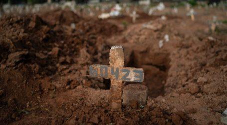 Βραζιλία: Ξεπέρασαν τους 37.000 οι θάνατοι