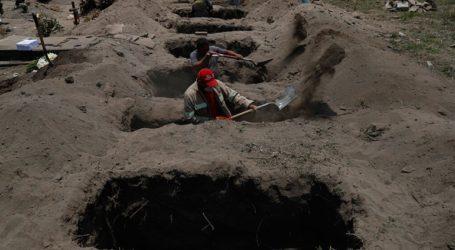 Μεξικό: 188 θάνατοι – 3.484 κρούσματα σε 24 ώρες