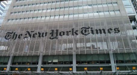 Παραιτήθηκε ο αρχισυντάκτης της σελίδας των New York Times με τα άρθρα γνώμης