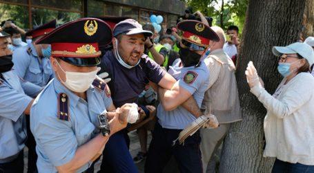 Στο Καζακστάν κλείνουν αρκετές πόλεις εξαιτίας της έξαρσης της πανδημίας