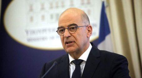 Συνάντηση Ν. Δένδια την Παρασκευή με τον υπουργό Εξωτερικών της Σερβίας