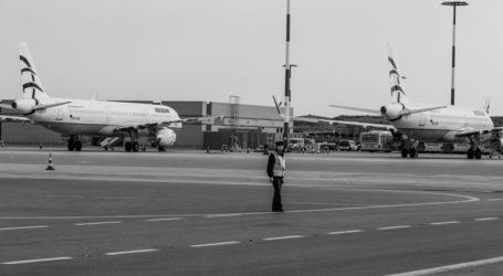 Κατακόρυφη πτώση στην επιβατική κίνηση σε όλα τα αεροδρόμια της Ελλάδας
