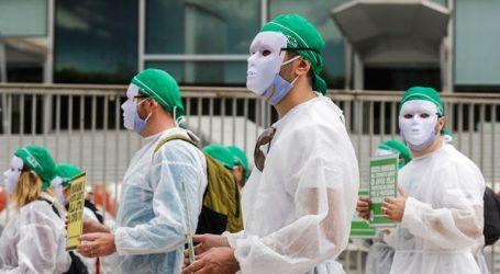 Μείωση των νέων κρουσμάτων και των νεκρών της επιδημίας