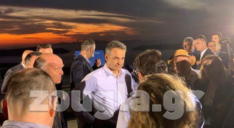 Ελάτε στην Ελλάδα. Η χώρα είναι πλέον ανοιχτή