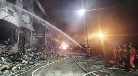 Τουλάχιστον 14 νεκροί και 168 τραυματίες από έκρηξη βυτιοφόρου