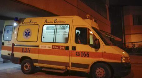 Στο νοσοκομείο δύο ανήλικες που έπεσαν σε φωταγωγό πολυκατοικίας
