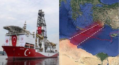 Πώς η ΕΕ θα αποτρέψει τις γεωτρήσεις της Τουρκίας εντός ελληνικής ΑΟΖ ρωτάει η ΝΔ