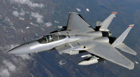 Βρέθηκαν τα συντρίμμια του αμερικανικού F-15 που συνετρίβη στη Βόρεια Θάλασσα
