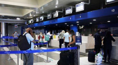 Τι έδειξαν τα τεστ κορωνοϊού σε επιβάτες από τις πτήσεις εξωτερικού