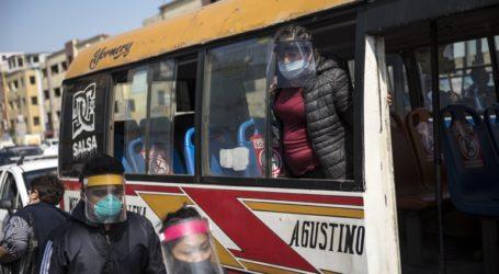 196 νέοι θάνατοι και 4.164 νέα κρούσματα στο Περού