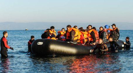 Μετανάστες από την Αφρική αποβιβάστηκαν στη Μυτιλήνη