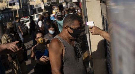 1.269 νέοι θάνατοι και 32.188 νέα κρούσματα στη Βραζιλία