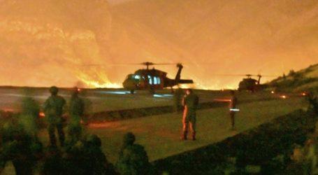 Η χερσαία και αεροπορική επιχείρηση της Τουρκίας στο Ιράκ εναντίον των Κούρδων μαχητών του PKK