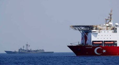 Τουρκία και Ιταλία πραγματοποιούν κοινές ασκήσεις στη Μεσόγειο