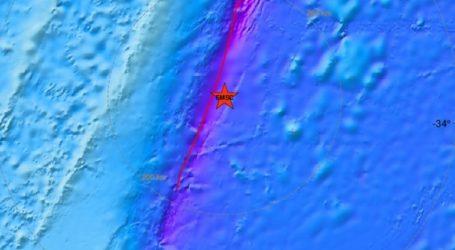 Σεισμός 7,3 Ρίχτερ στη Νέα Ζηλανδία