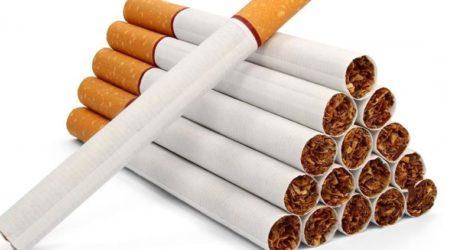 Στα 610 εκατ. ευρώ χαμένα έσοδα από παράνομα τσιγάρα στην Ελλάδα, μόνο για το 2019