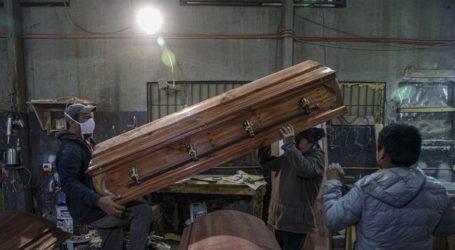 Covid-19: Ξεπέρασαν τους 3.800 οι νεκροί στη Χιλή