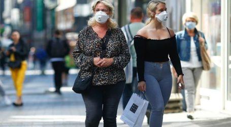 Η υποχρεωτική χρήση μάσκας καταστρέφει την απόλαυση για ψώνια, σύμφωνα με έρευνα στη Γερμανία