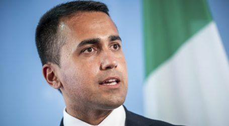 """«Υπογραμμίζω εκ νέου σημασία που η Ιταλία δίδει στην επιχείρηση """"Ειρήνη""""»"""