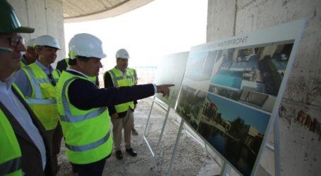 Με πρωτοφανή ταχύτητα οι εργασίες της νέας τουριστικής επένδυσης στην Πύλο