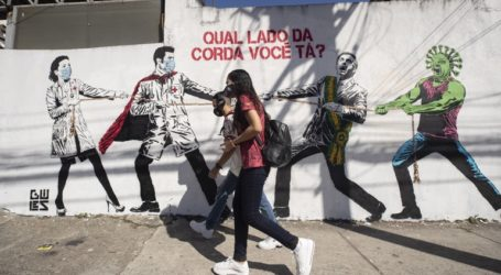 Βραζιλία-Covid-19: Στους 48.954 οι νεκροί
