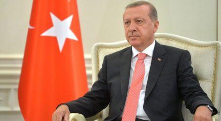 Ο Ερντογάν λέει ότι η Τουρκία έχει μείνει πίσω στη μάχη κατά της πανδημίας