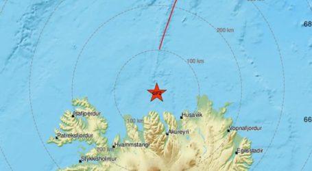 Σεισμός 5,3 Ρίχτερ στην Ισλανδία