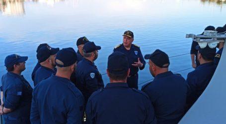 Σε Πολεμικά Πλοία και Μονάδες του Ανατολικού Αιγαίου ο Αρχηγός ΓΕΝ