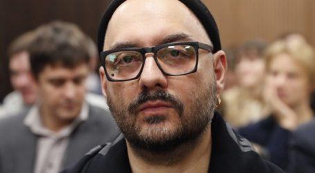 Ο εισαγγελέας ζήτησε την επιβολή ποινής εξαετούς κάθειρξης για τον διάσημο σκηνοθέτη Κιρίλ Σερεμπρένικοφ