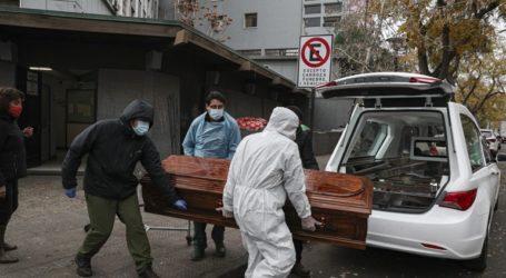 Χιλή-Covid-19: Στους 4.502 οι νεκροί