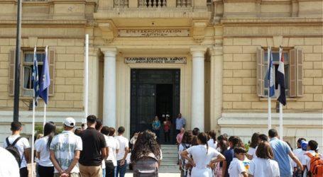 Άρχισαν με αυστηρά μέτρα προφύλαξης οι τελικές εξετάσεις των μαθητών στο Κάιρο