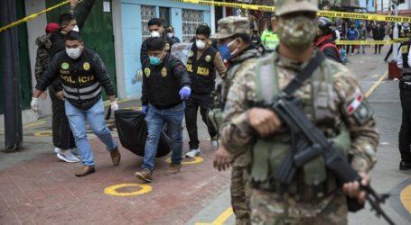 Περού: Θετικοί στον κορωνοϊό 15.600 αστυνομικοί