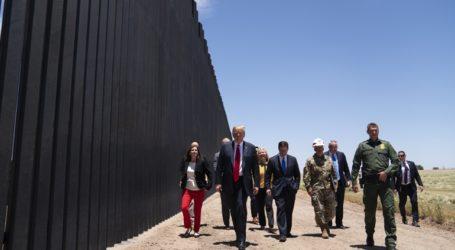 Το τείχος στα σύνορα με το Μεξικό σταμάτησε τον Covid, σταμάτησε τα πάντα