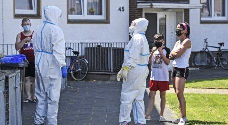 19 νέοι θάνατοι και 587 νέα κρούσματα στη Γερμανία